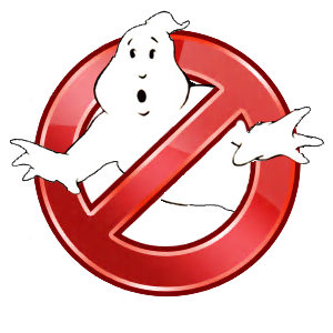 red ghostbusters png logo #3629
