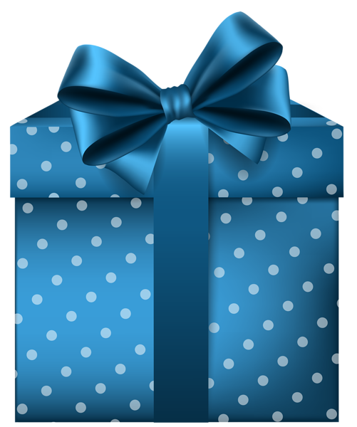 blue gift png clip art image gallery yopriceville high #11387