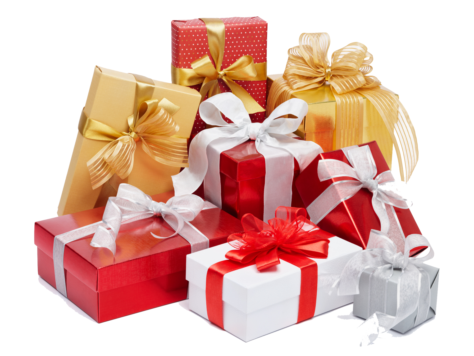 download christmas gift transparent png image pngimg #11338