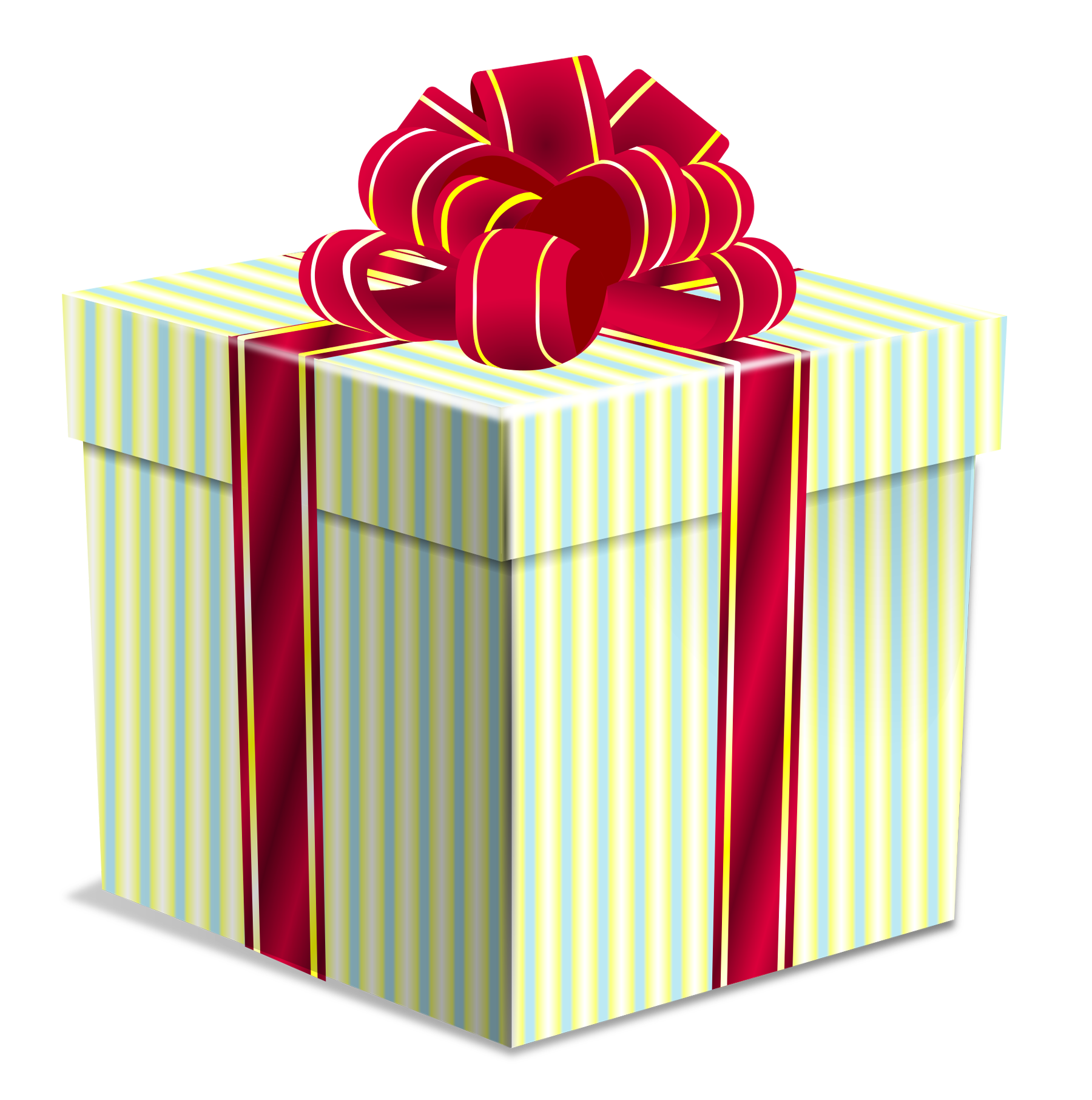 gift box png transparent image pngpix #11346