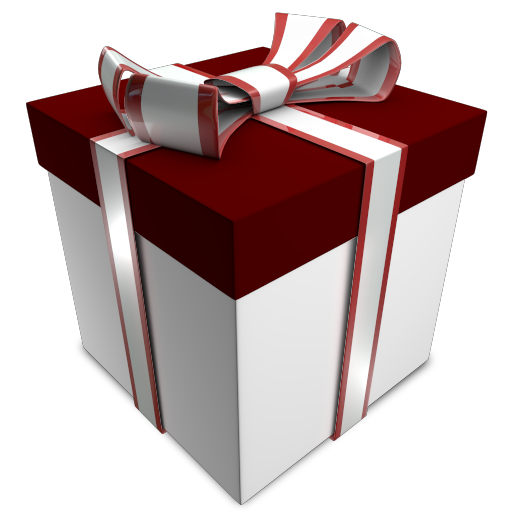 gift icon christmas iconset aroche #11326