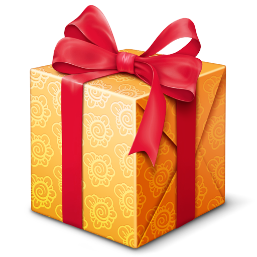 gift present prize icon #11360