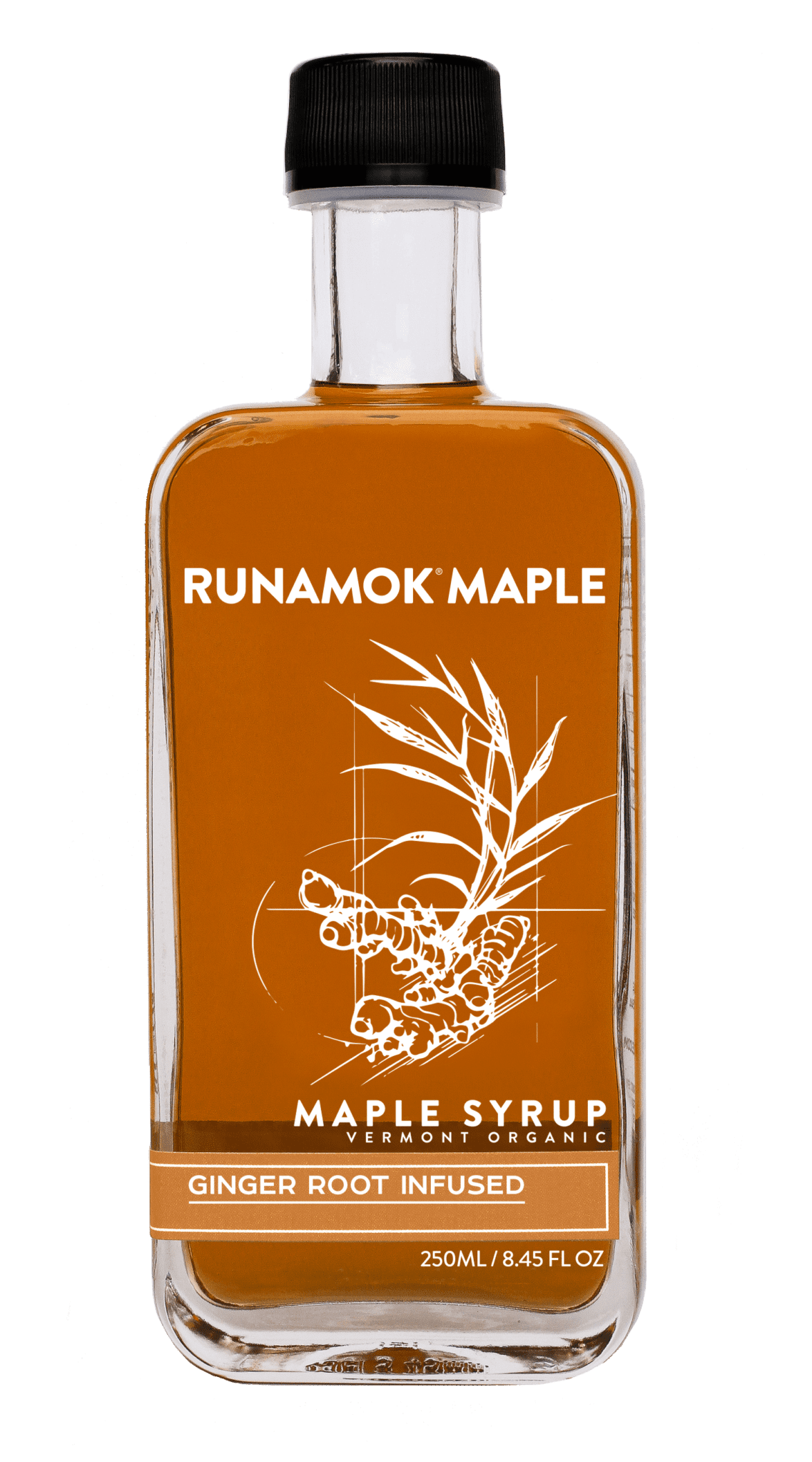 ginger tea, runamok infused maple syrup farmview market #27506