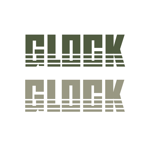 glock logo redesign on behance png logo #5096
