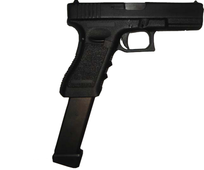 psd detail  glock 18  official psds #5104