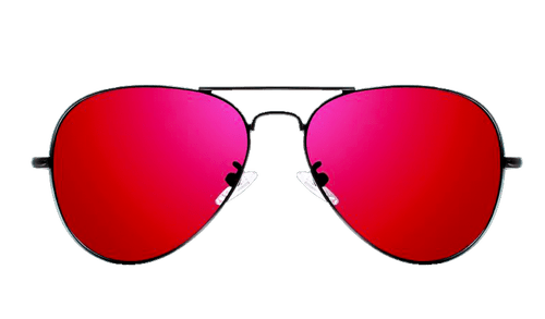 red goggles sunglasses png transparent images #38639