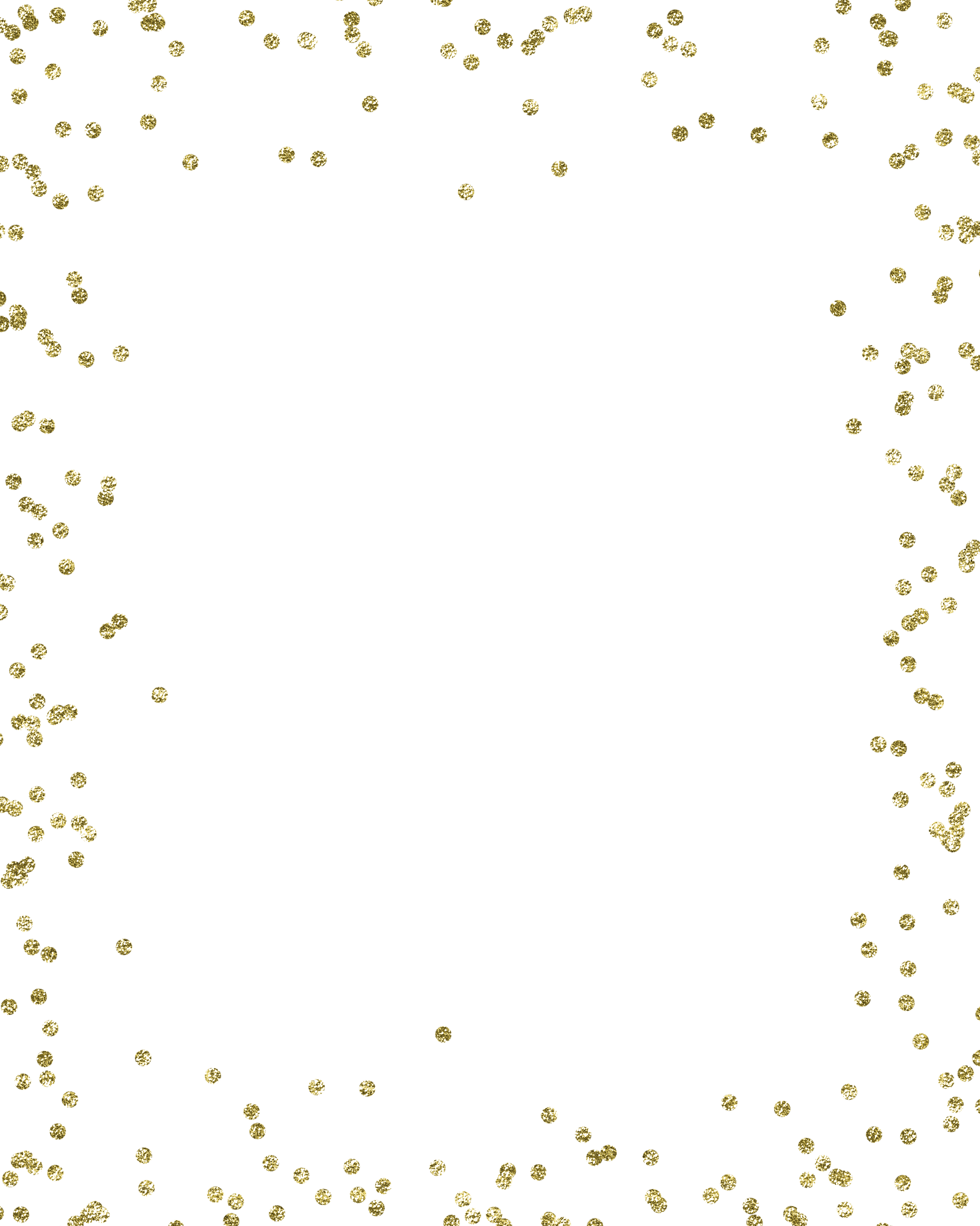 gold glitter, download confetti glitter gold png file clipart png #25162