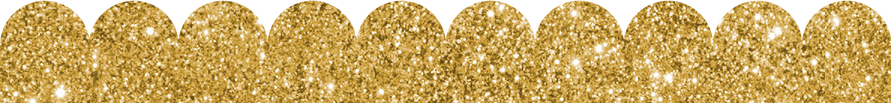 gold glitter, scalloped border templates any color download #25211