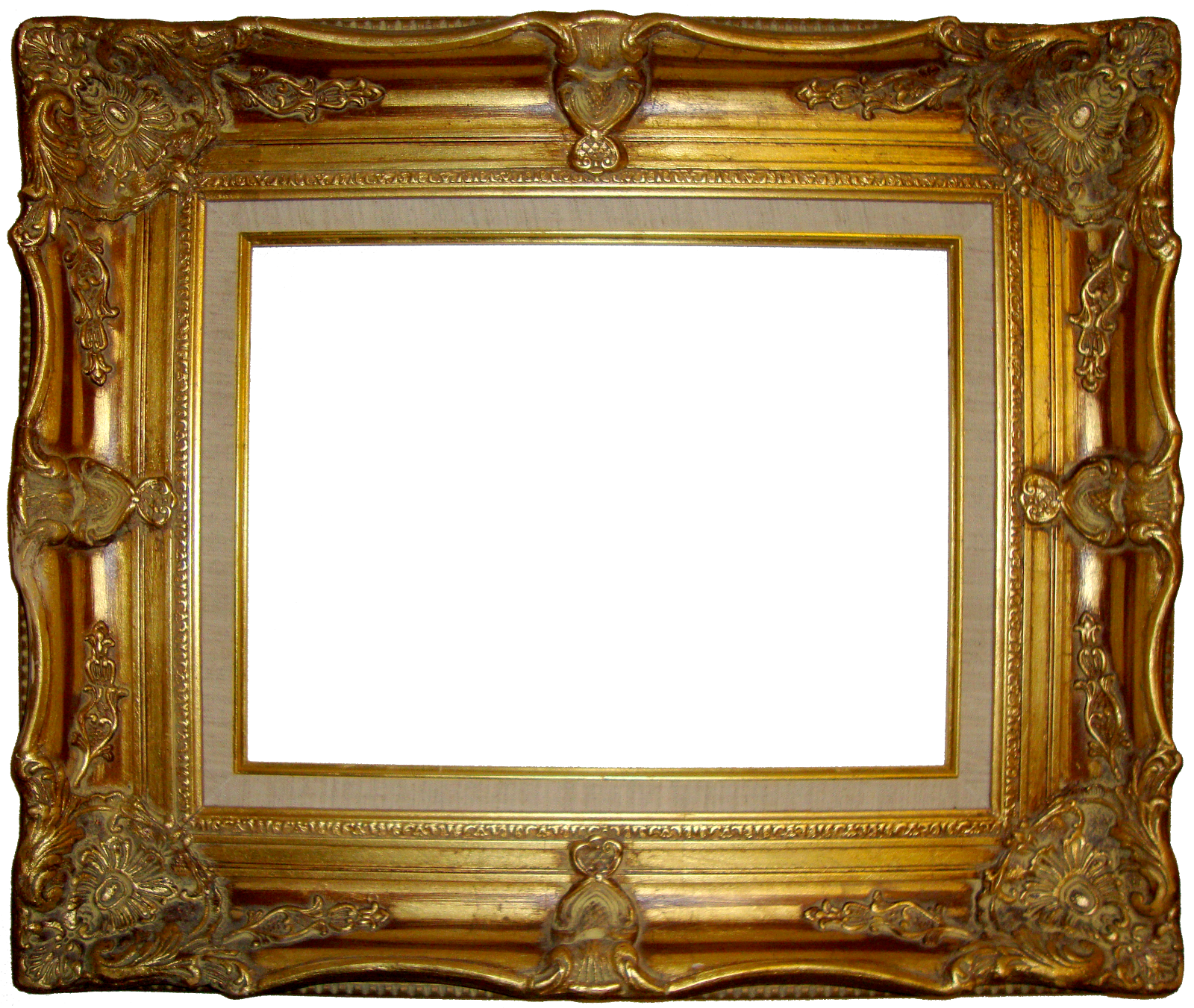 gold frame, bie fancy vintage ornate digital frames #25110