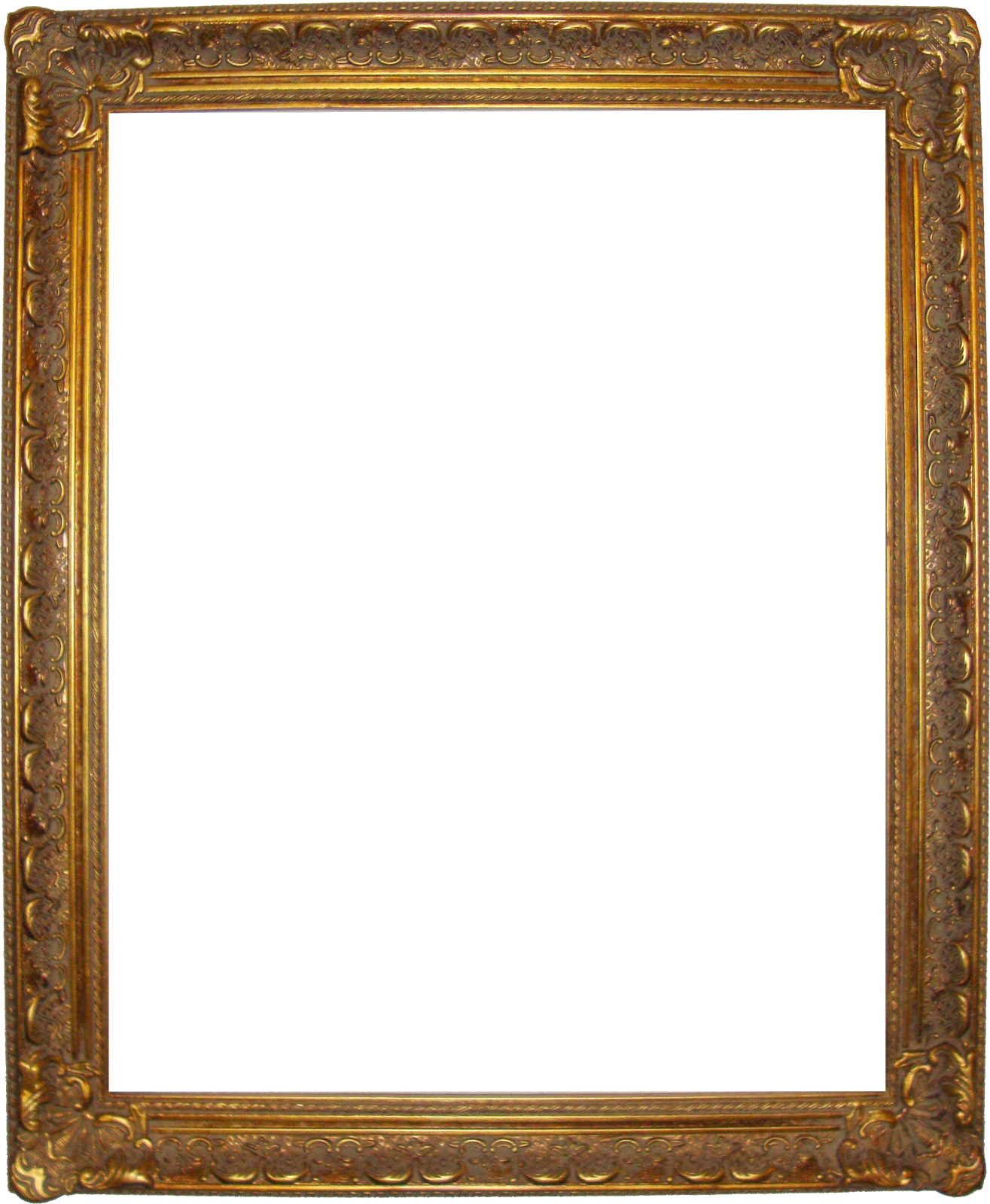 gold frame, doodlecraft bie fancy vintage ornate digital frames #25134