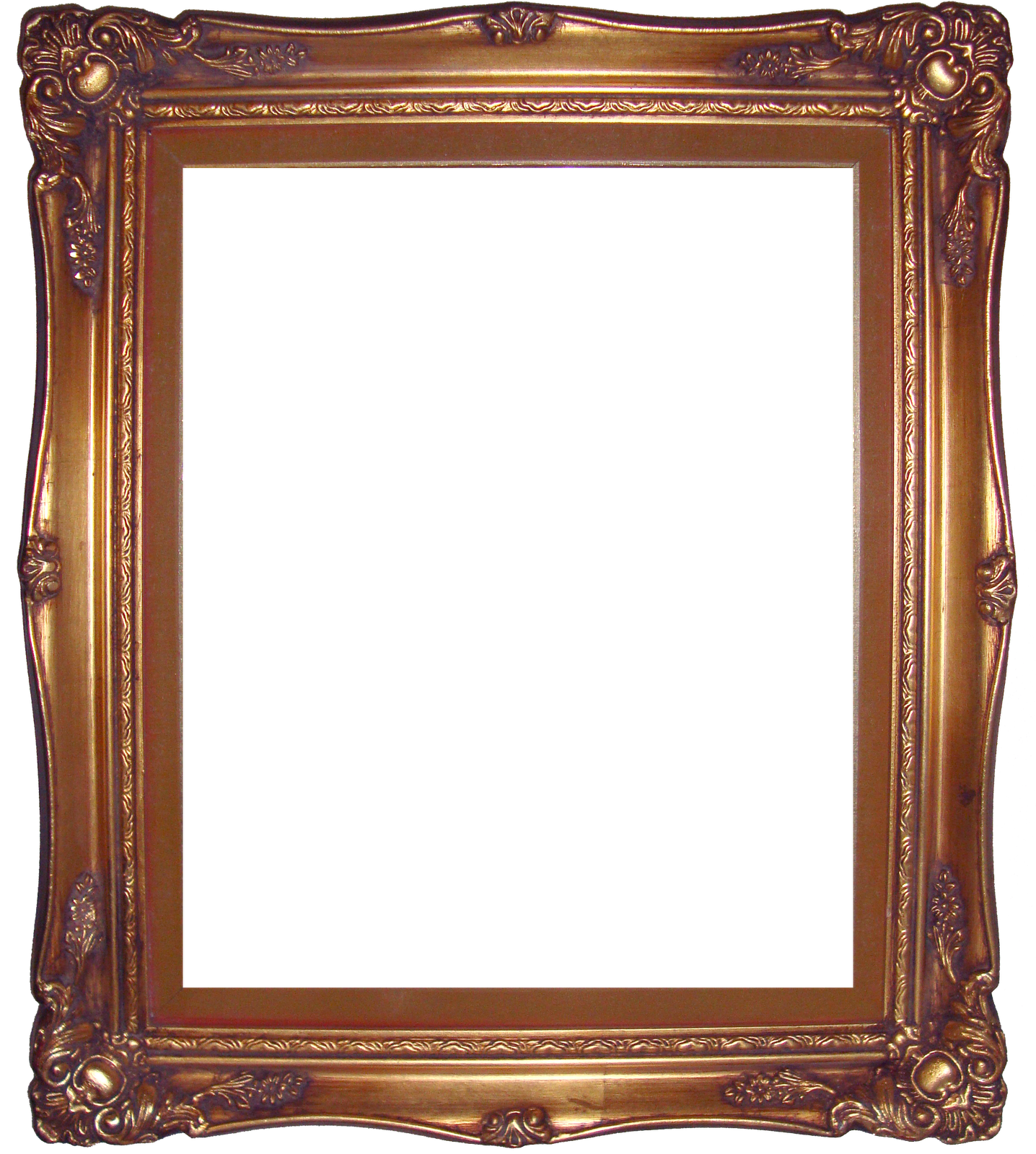 gold frame, doodlecraft digital antique photo frames #25116