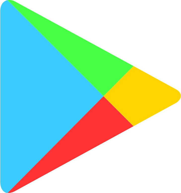 Image result for google play logo png