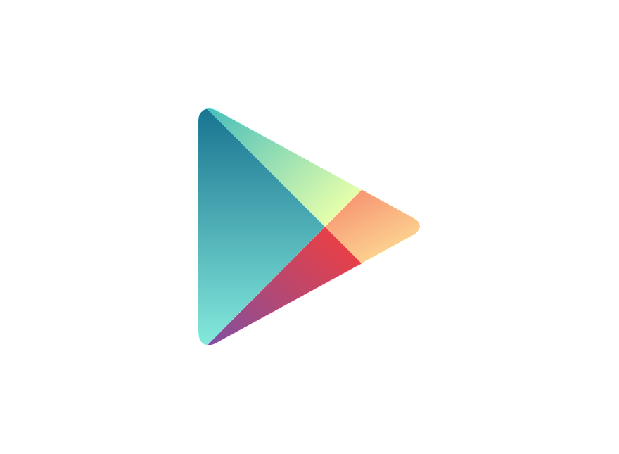 google changes play store png logo