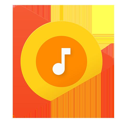 news google play music png logo