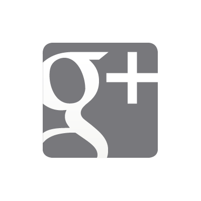 old grey google plus png logo 3705