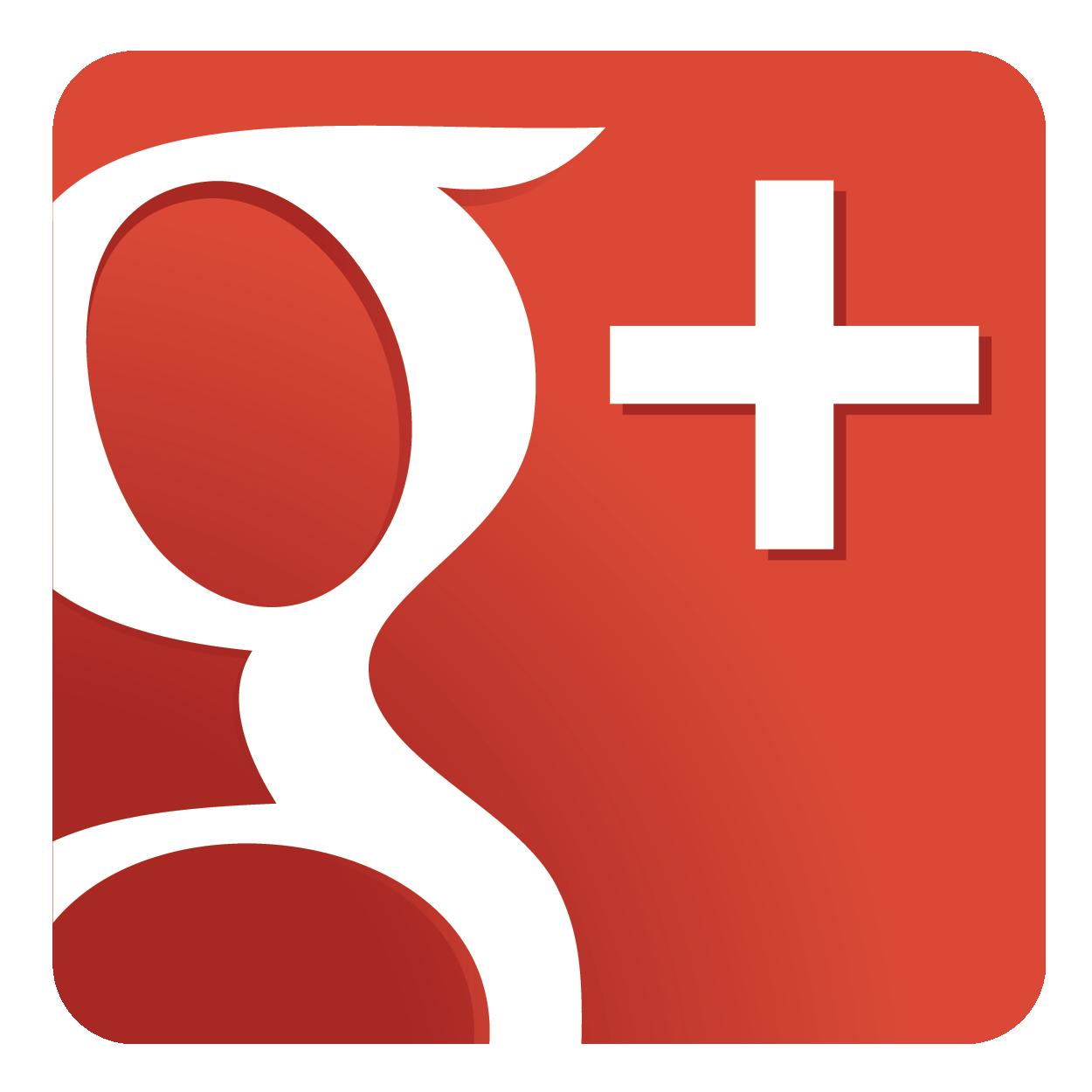 google plus square social logo png