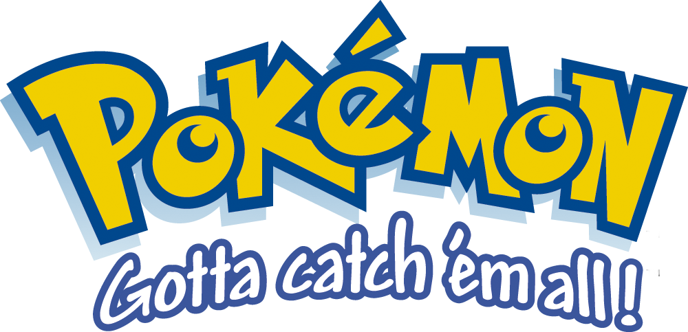 Gotta catch em all, transparent pokemon logo #1432 - Free ...