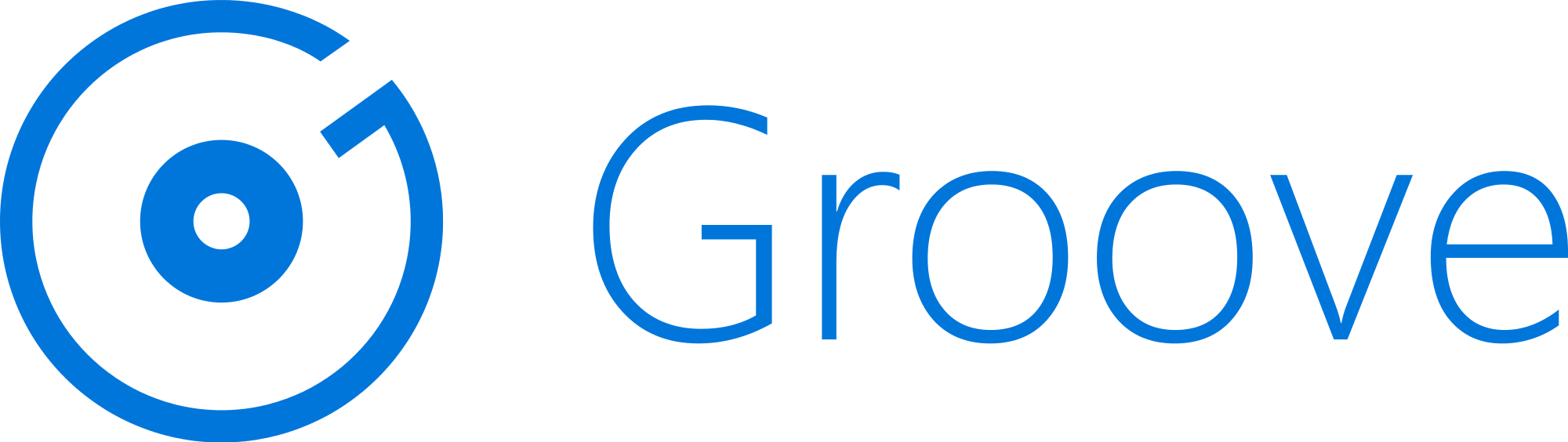 groove music logo png #2334