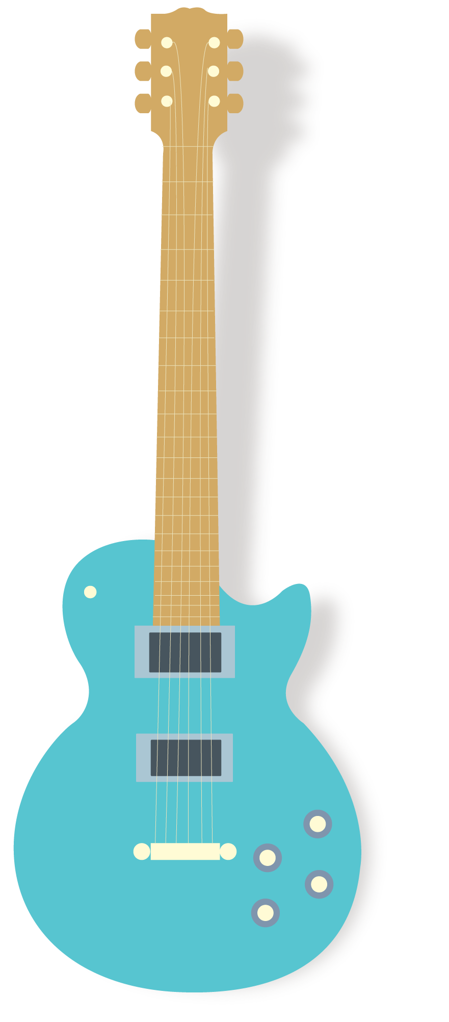 guitar png transparent images png only #12814