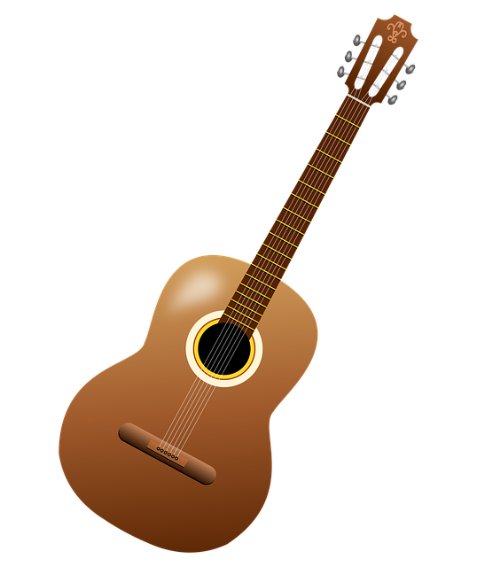 illustration guitar viola music instrument #12831
