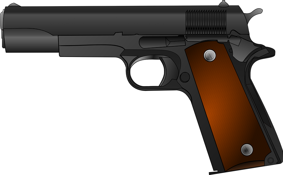 Hand Gun, Gun PNG Images, Weapons Hd Pictures - Free ...