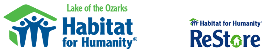 habitat for humanity  lake of the ozarks png logo