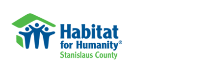 habitat for humanity, stanislaus county png logo