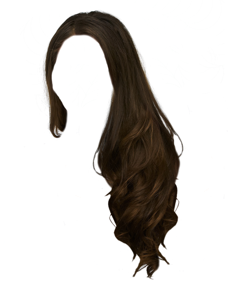 photo editing material hair png #12736