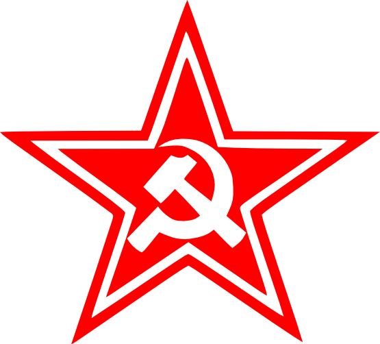 hammer and sickle, clipartist svg #26398