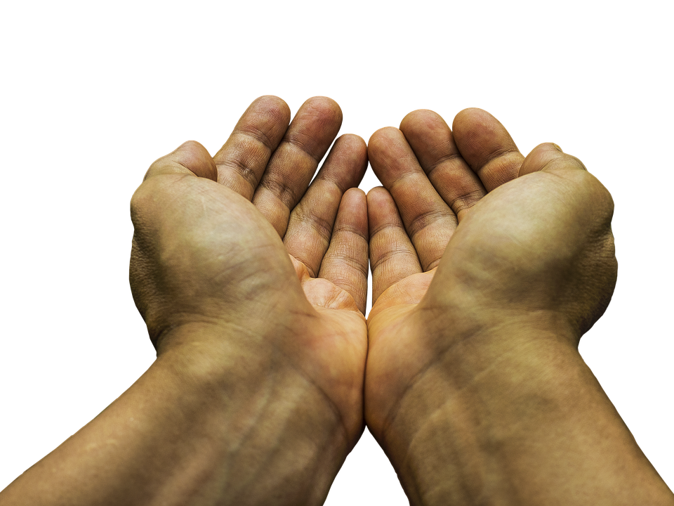 hand png begging hands poor photo pixabay #10578