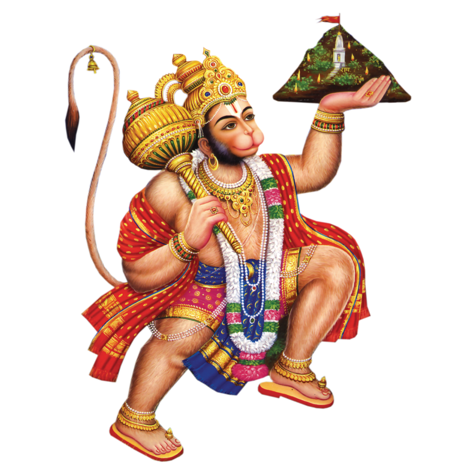 hanuman, hindu god abhaya anjaneya swamy images and photos 20575
