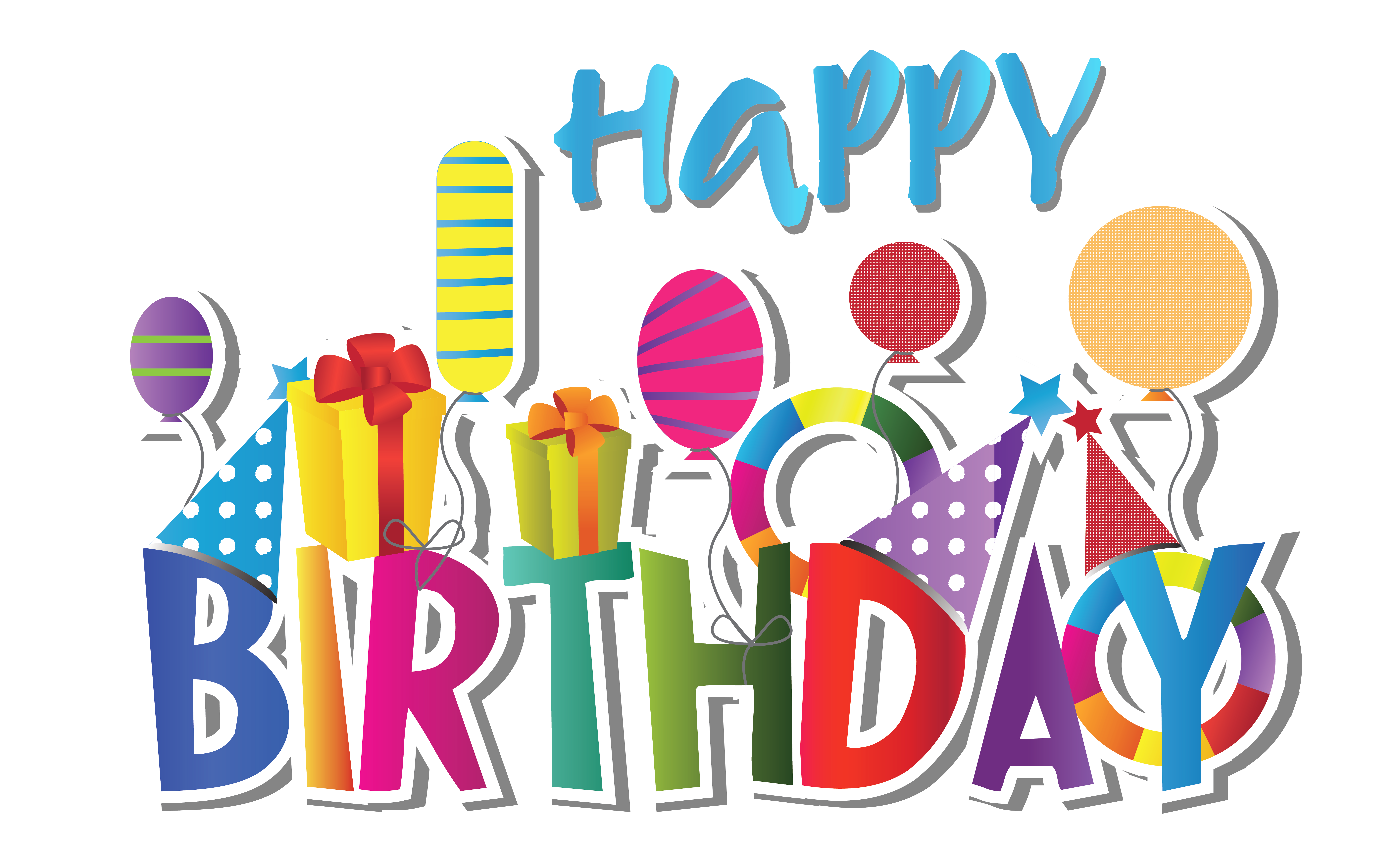 happy birthday png birthday png animated transparent birthday animated #9248