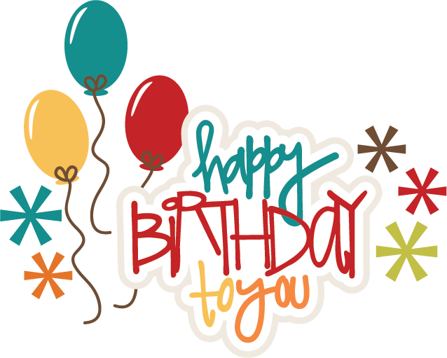 happy birthday transparent png pictures icons and #9247
