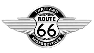 motorcycles thailand route 66 png logo #4940