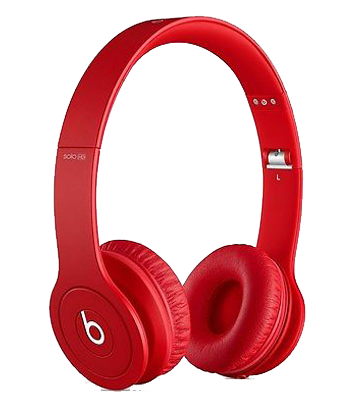 red dre beats headphones #14657
