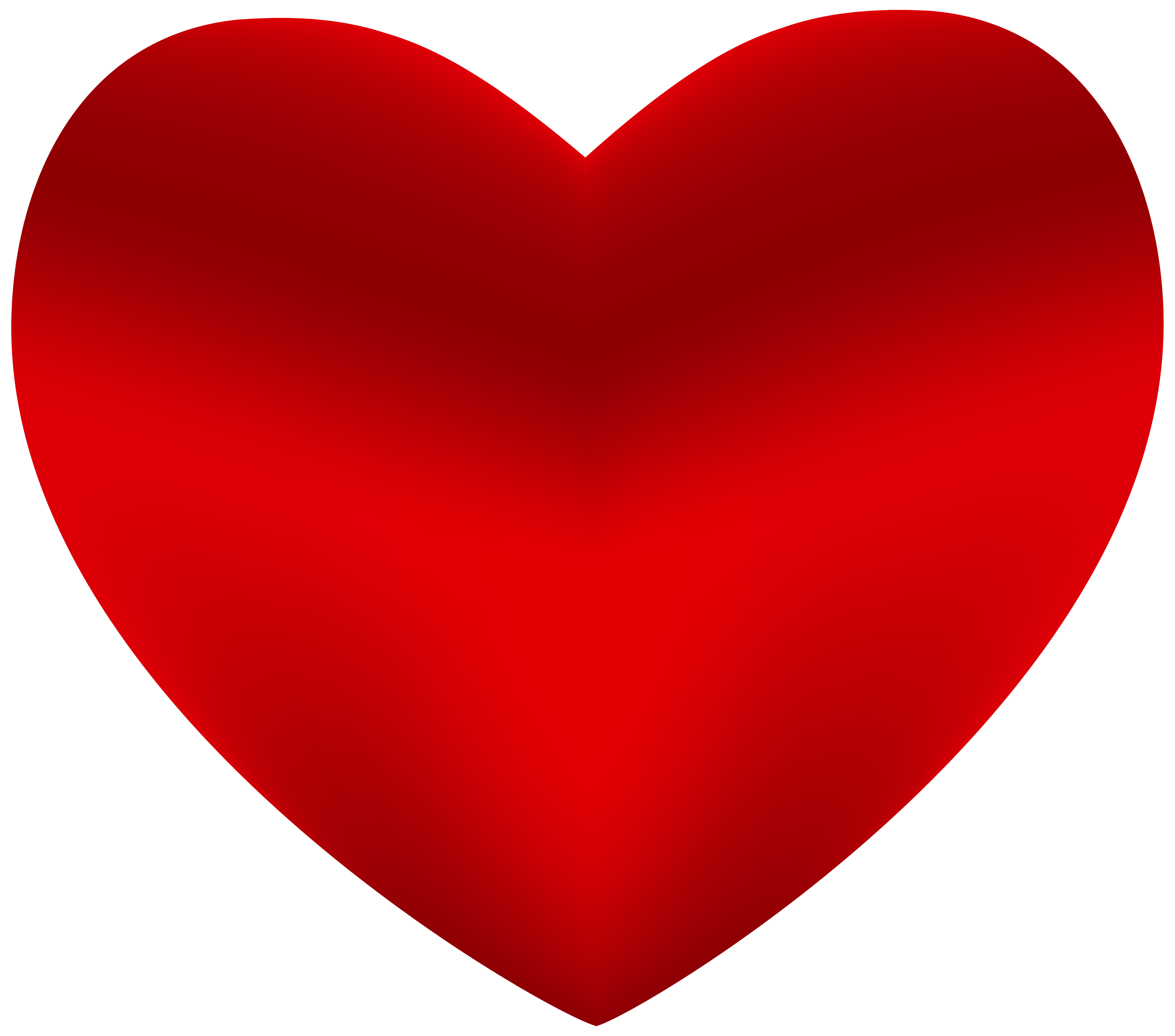 beautiful heart clipart #8083