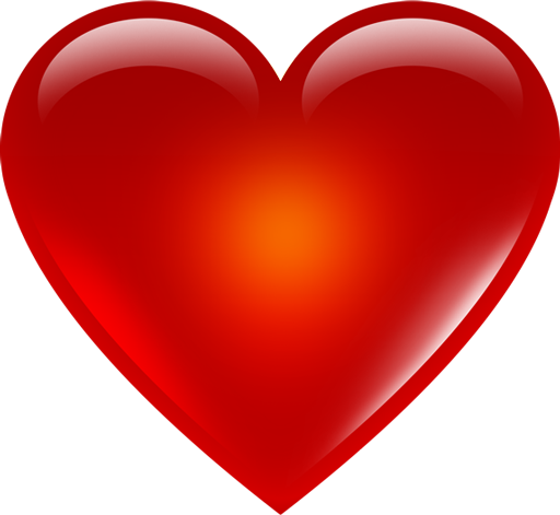 cute emoji heart png transparent #14334