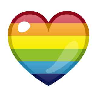 heart emoji, colorful hearts picture #14342