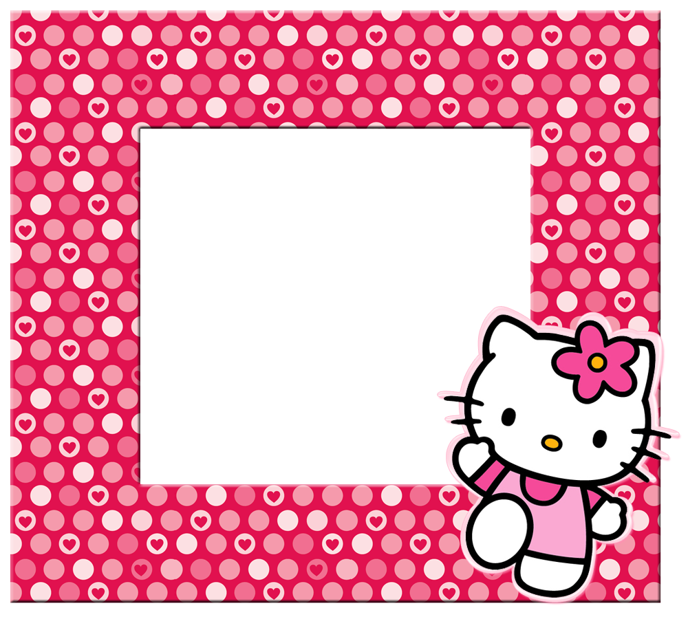 hello kitty borders images and backgrounds #27951