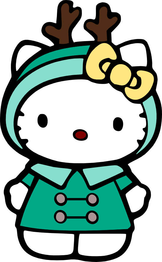 hello kitty clipart clipartionm #27950