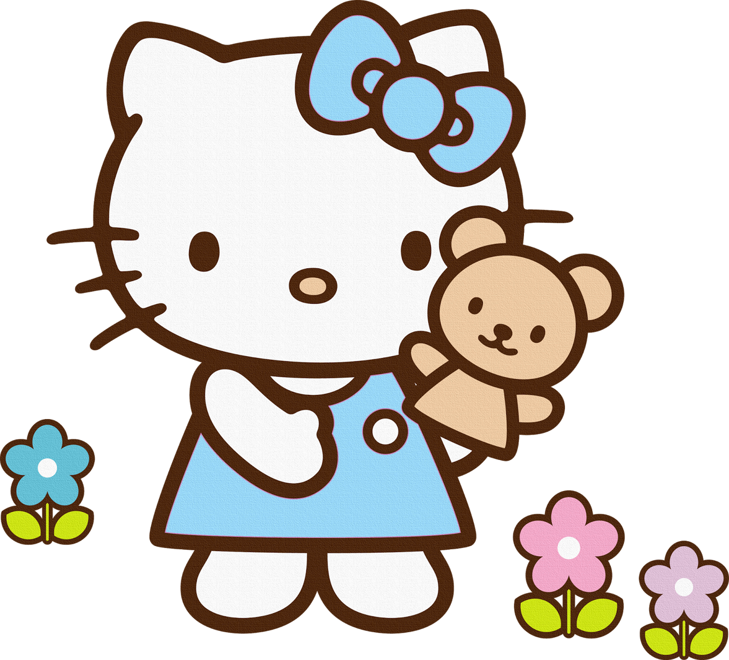 hello kitty clipart hello kitty friends #27942