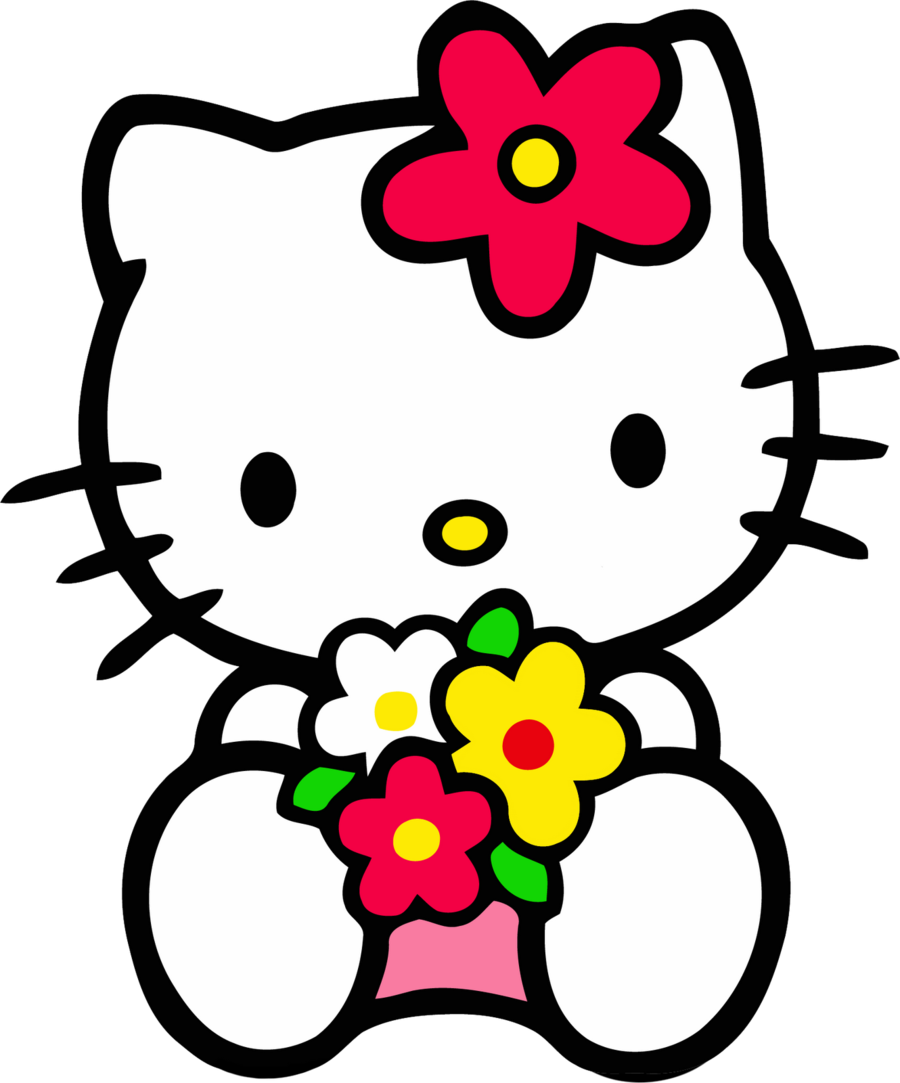 pin michelle campbell hello kitty images hello #27928