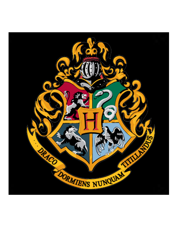 Hogwarts Logo Png Free Transparent Png Logos