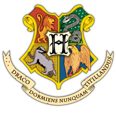 wizarding hierarchy blood lines harry potter hogwarts logo #7923
