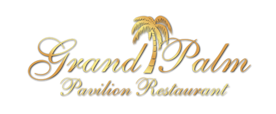 grand palm pavilion restaurant, holiday inn png logo #6555
