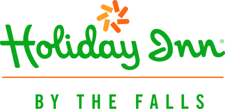 holiday inn by the falls png logo #6561