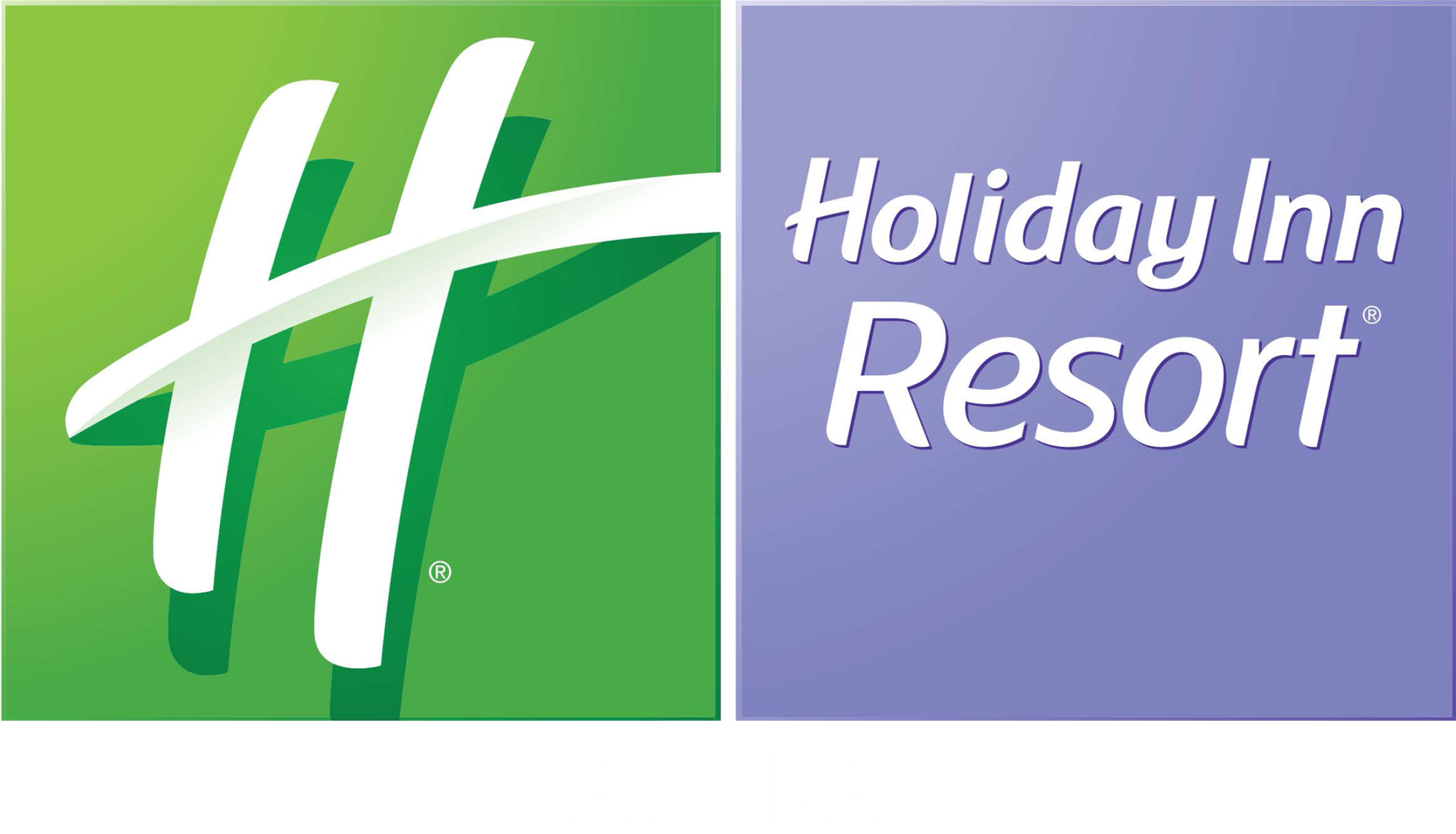 holiday inn resort aruba png logo #6544