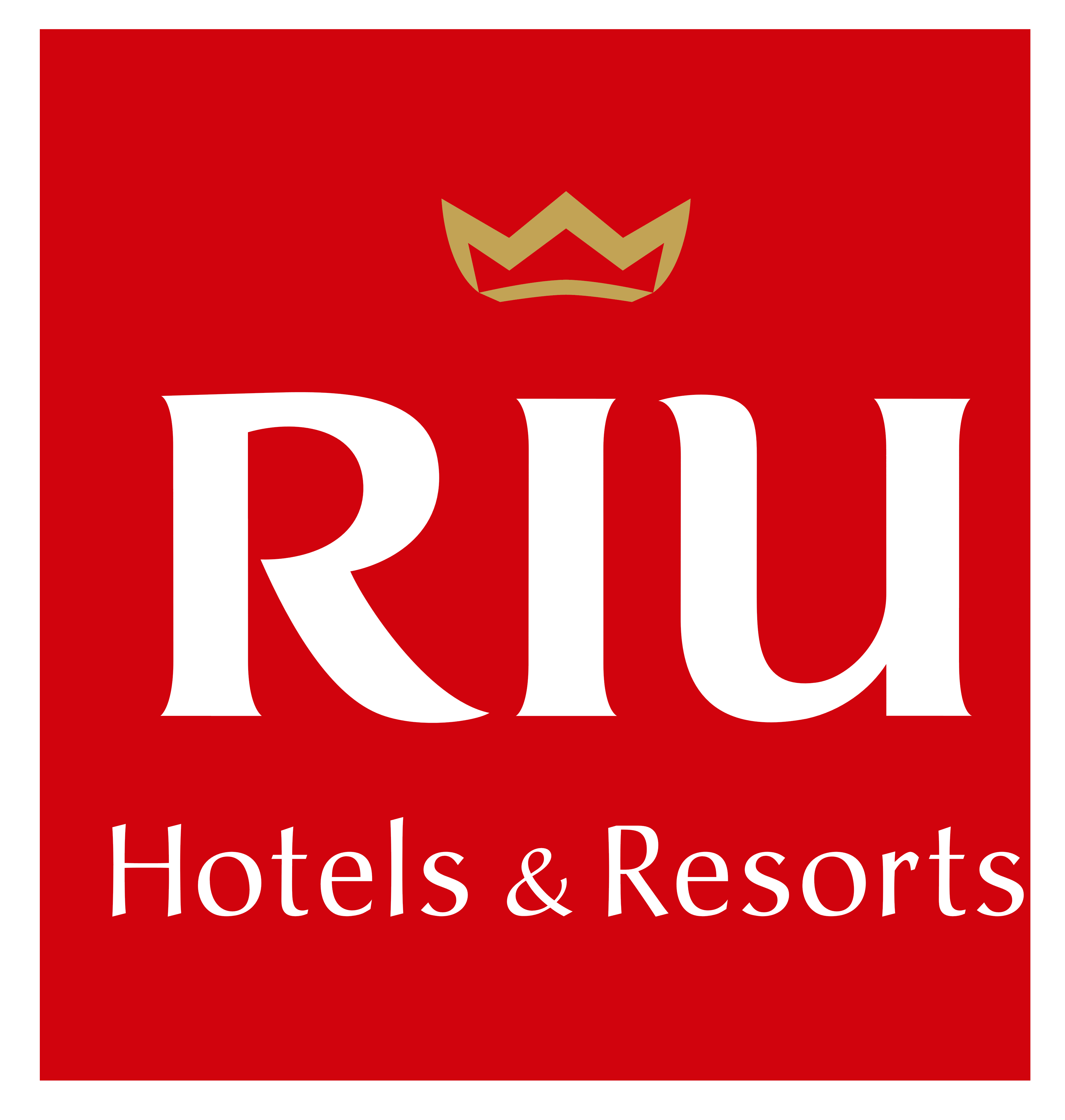 riu hotels resorts, holiday inn png logo #6557