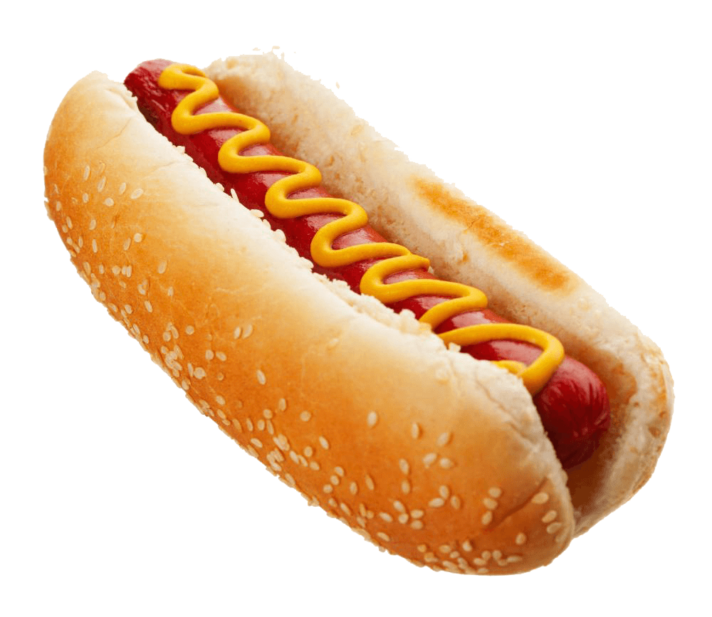 hot dog top transparent png stickpng #17629
