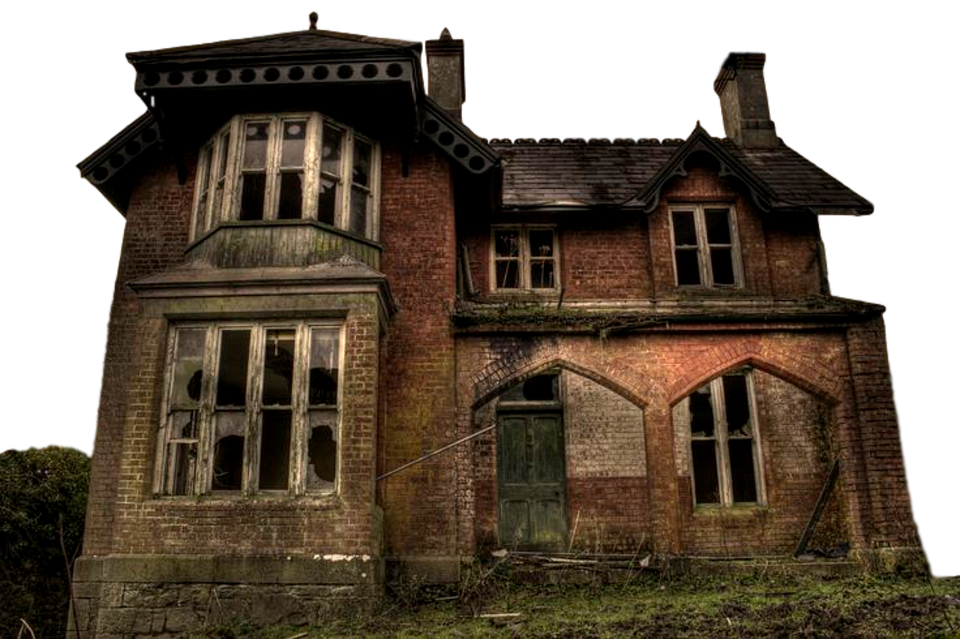 house png spooky creepy haunted photo pixabay #11142